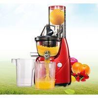 Household slow juicer, kitchen Juice extractor, whole fruit masticating smoothie maker