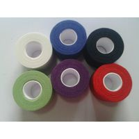 waterproof medical tape sport strapping tape colored cotton sport tape manufacturer