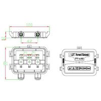 PV junction box A3S1