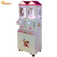 Coin Operated Mini Claw Crane Arcade Game Machine Gifts Toy Catcher Machine for Sale