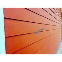 High density fireproof MagO wall panels