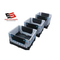 SINO Foldable D Series Crate