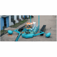 HKD-III CUTTER SUCTION DREDGER
