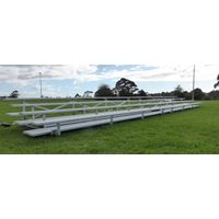Retractable telescopic Spectator bleacher fixed Seating