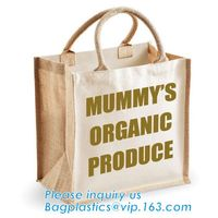 CANVAS TOTE BOAT BAGS, ECO SHOULDER HANDLE HANDY BAGS, SHOPPING SHOPPER GROCERY, LAUNDRY BAGS