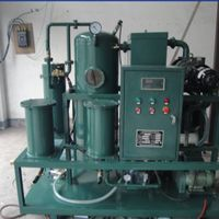 ZLA-50 2-stage vacuum transformer oil purifier machine