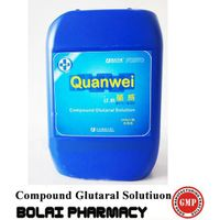 Compound Glutaral Solution sterilize animal barn and instrument