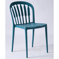 plastic chair wholesale cheaper colorful modern Plastic coffee shop chair for sale