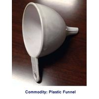 Commodity-Plastic Funnel