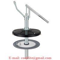 5 Gallon Bucket Grease Gun Filler Pump Lever Action Liquid Transfer Pail Pump