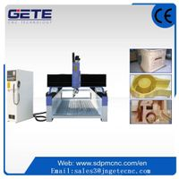 4axis styrofoam cnc router /emgineer available to serivce overseas thumbnail image