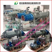 cheap pig manure solid liquid separator/pig dung dewatering machine