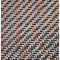 carbon fiber and glass fiber hybrid cloth,aramid and PET hybrid fiber cloth