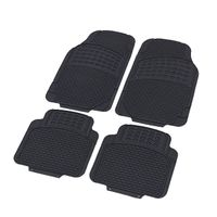 classical universal vinyl car floor mat 4 pcs