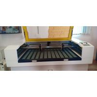Laser Engraving & Cutting Machines Model:-MarkSys-EC13.9(Double Head) thumbnail image