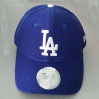 Hot sale brand 100% acrylic fabric GOLF baseball cap with custom LA embroidery
