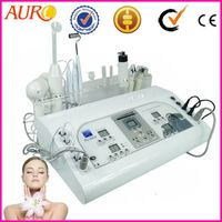 Promotion!!! 7in1 mutilfuction ultrasonic facial skin care beauty equipment Au-8208