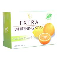 Extra Whitening Soap Orange YC brand Thai