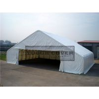 Large clearspan 20m(65') wide Warehouse Tent, Industry prefabricated steel building thumbnail image