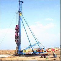 Hydraulic Foot-Step Piling Rig