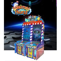 Newest Popular Ticket/Redemption Game Machine Lucky Fish Big Screen Fish Bowl Frenzy Games