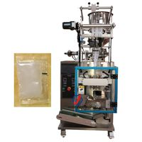Automatic mini liquid tomato sauce packing machine