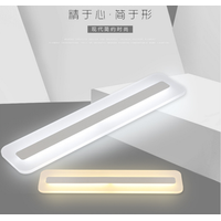 Aisle lights led ceiling lamps ultra-thin acrylic strips study bedroom lighting corridor thumbnail image