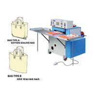 ZX-HB Automatic Soft Handbag Loop  Bag making Machine