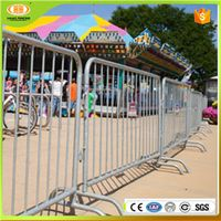 Hot Sale Pedestrian Barriers ,Used Crowd Control Barriers,Crowd Control Barricade and Steel Barricad