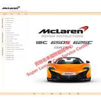 McLaren 650S 625C MP4-12C Workshop Repair Service Manual Wiring Diagram
