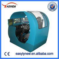 New 3D driving simulator training machine thumbnail image