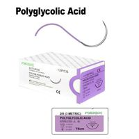 Polyglycolic Acid Sutures