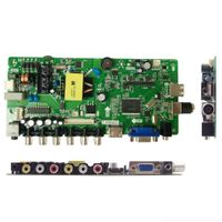 32 Inch 5-in-1 LED LCD TV Main Board Matching LG, SAMSUNG Panel
