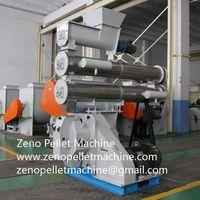 Large capacity ring die pellet mill thumbnail image