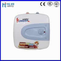 mini kitchen electric water heater vertical type water boiler