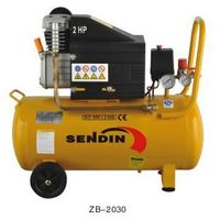 Portable direct driven air compressor