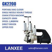 Lanxee GK2200 High Speed Single Needle Double Thread Portable Bag Closer thumbnail image