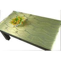 Houseware EVA Nontoxic environmental style Wiredrawing Tablecloth