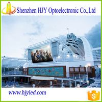 Advertising display p8 outdoor led screen led video panel thumbnail image