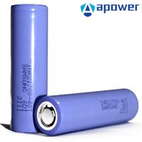 Storage Battery Lithium 21700 4000mAh 3.7V Battery for Toy Car
