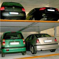 Hydraulic Cylinder 4 Cars Pit Parking System thumbnail image