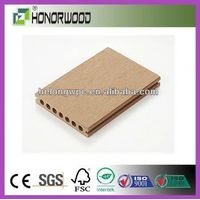 ningbo helong new material portable pool deck / used composite decking / balcony waterproof outdoor