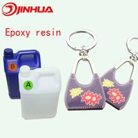 Flexible Epoxy Resin Ab Glue for Solar Keychain