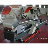CNC double-head precision cutting saw machine