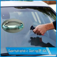 Nano Super Hydrophobic Self-Cleaning Glass Coating