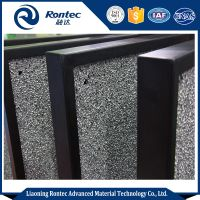 Soundproofing aluminum foam for housing ceiling decoration