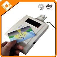 Custom Design Plastic RFID Business Smart Card 13.56Mhz, Cheap IC Card Supply