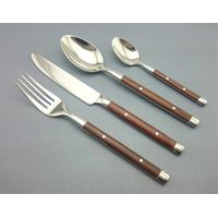 Stainless Steel Cutlery, Bakelite Handle, HTS-F6001