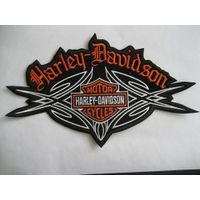 Harley Motorcyle Patches