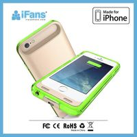 ultra silm powercase bumper/battery charger case for iPhone 6 3100mah thumbnail image